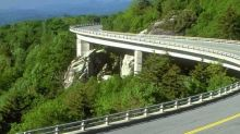 Teen killed on Blue Ridge Parkway when vehicle lands on guardrail, investigators say