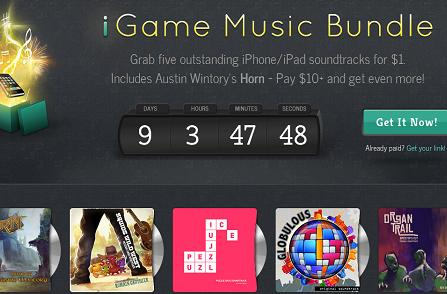 iGame Music Bundle adds Super Hexagon, more to music mashup