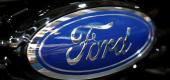 Ford logo. (Reuters)