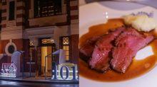 【中環美食】大館高質英國菜!全港唯一古董銀餐車堂弄烤牛肉