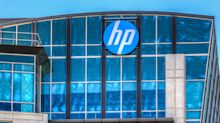HP Stock Falls on Printing Woes, CEO Steps Down