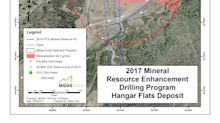 Midas Gold - High Grade Results from 2017 Drill Program, Stibnite Gold Project, Idaho