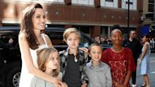 Angelina Jolie turns 43: A look back at her best mom moments