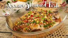 Assam Steamed Fish