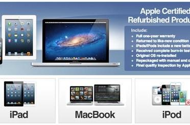 eBay opens refurbished Apple products section