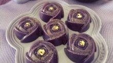 紫薯椰汁年糕