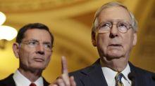 GOP senators urge Trump to make 'clean exit' from Paris Agreement
