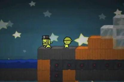 New BattleBlock Theater video throws a little surprise party
