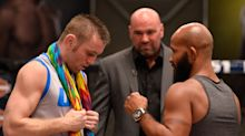 Demetrious Johnson's opponent would rather get paid than win UFC title