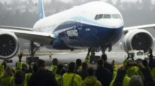 Boeing extends factory shutdown in Washington state