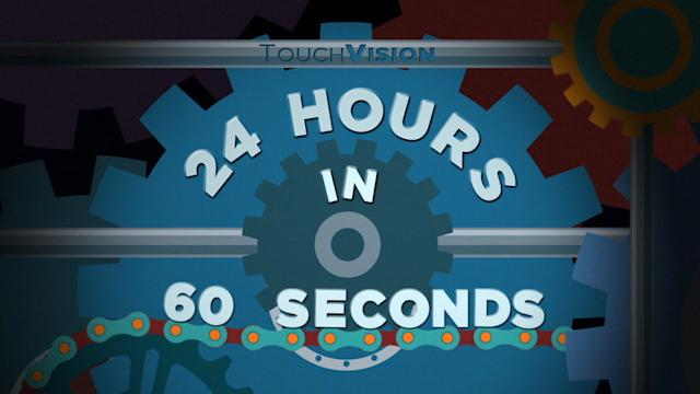 WEDNESDAY IN 60 SECONDS