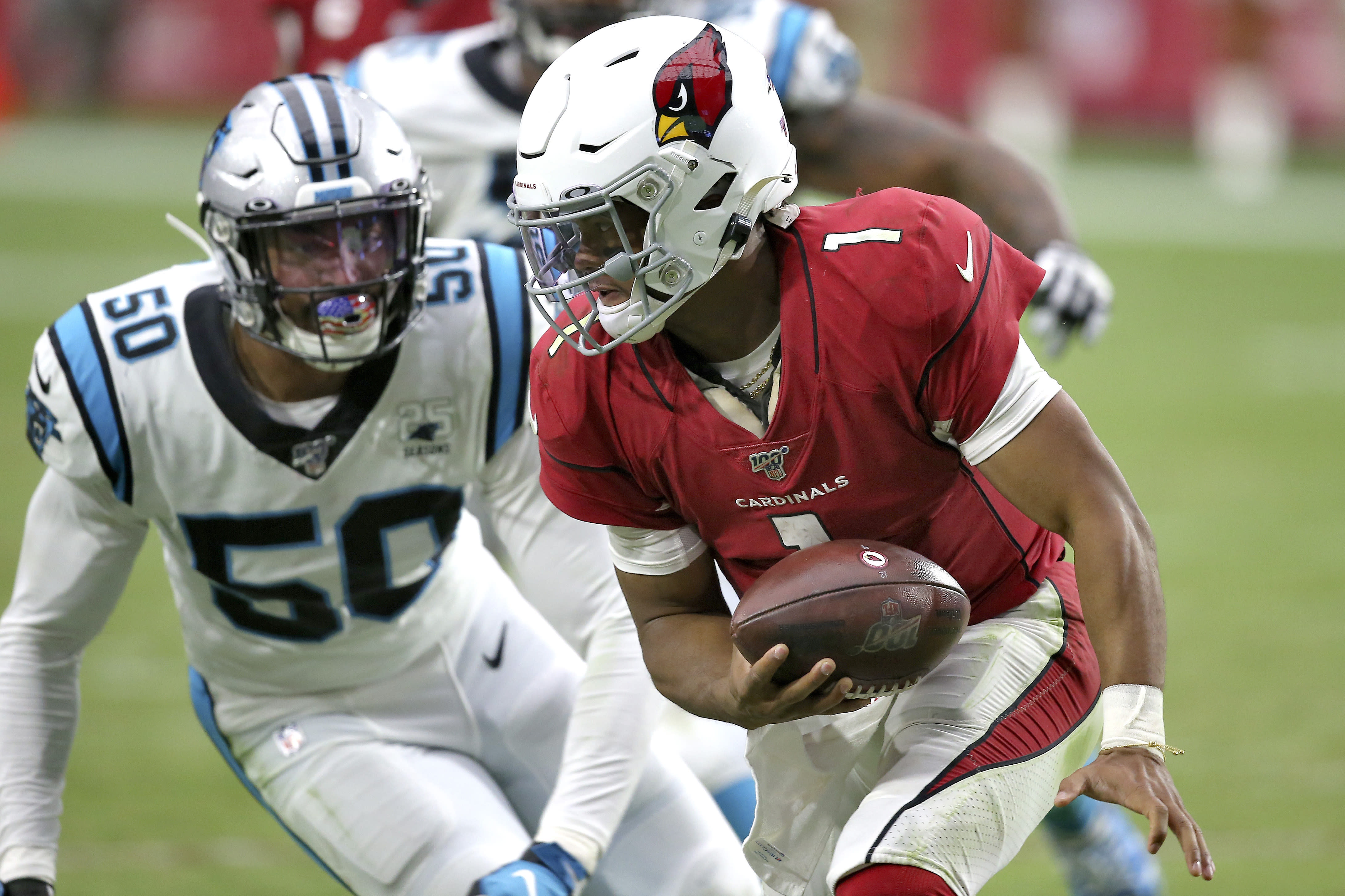 Cardinals' Fitzgerald reaches second-most receptions in National Football League history