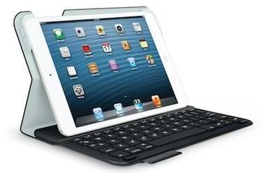 Logitech announces new Ultrathin Keyboard Folio, Folio Protective Case for iPad mini