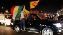 Iraqi Kurdish leader says 'yes' vote won independence referendum
