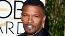 Jamie Foxx Pulls Driver From Burning, Overturned Car