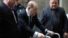 Harvey Weinstein, Who Entered Court on Walker, Gets Bail Hiked to $5 Million