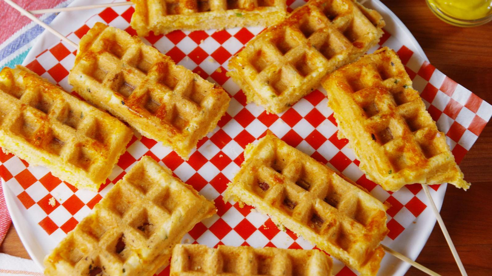 29 Foods You Can Make In A Waffle Iron