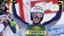 Ski alpin - CM (F) - Sölden: Marta Bassino remporte le géant d'ouverture devant Brignone, Worley 9e