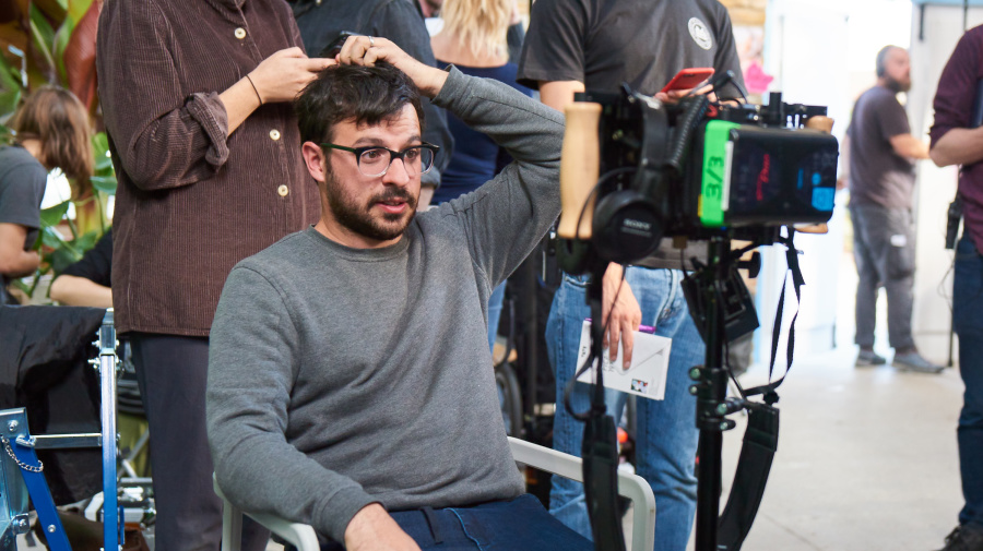 Simon Bird on 'doing something different' with his directing debut