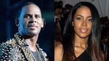 Aaliyah's mom says R. Kelly's former backup singer is 'lying' about sex allegations