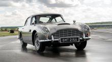 Wie in «Goldfinger»: Bond-Auto kommt in Kleinserie zurück