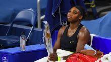 Tennis - WTA - Cincinnati - Cincinnati: Serena Williams s'effondre face à Maria Sakkari