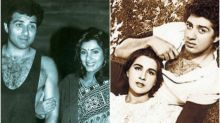 Flashback Friday: I think she's having her cake and eating it too - When ex-GF Amrita Singh blasted Sunny Deol's then love interest Dimple Kapadia!