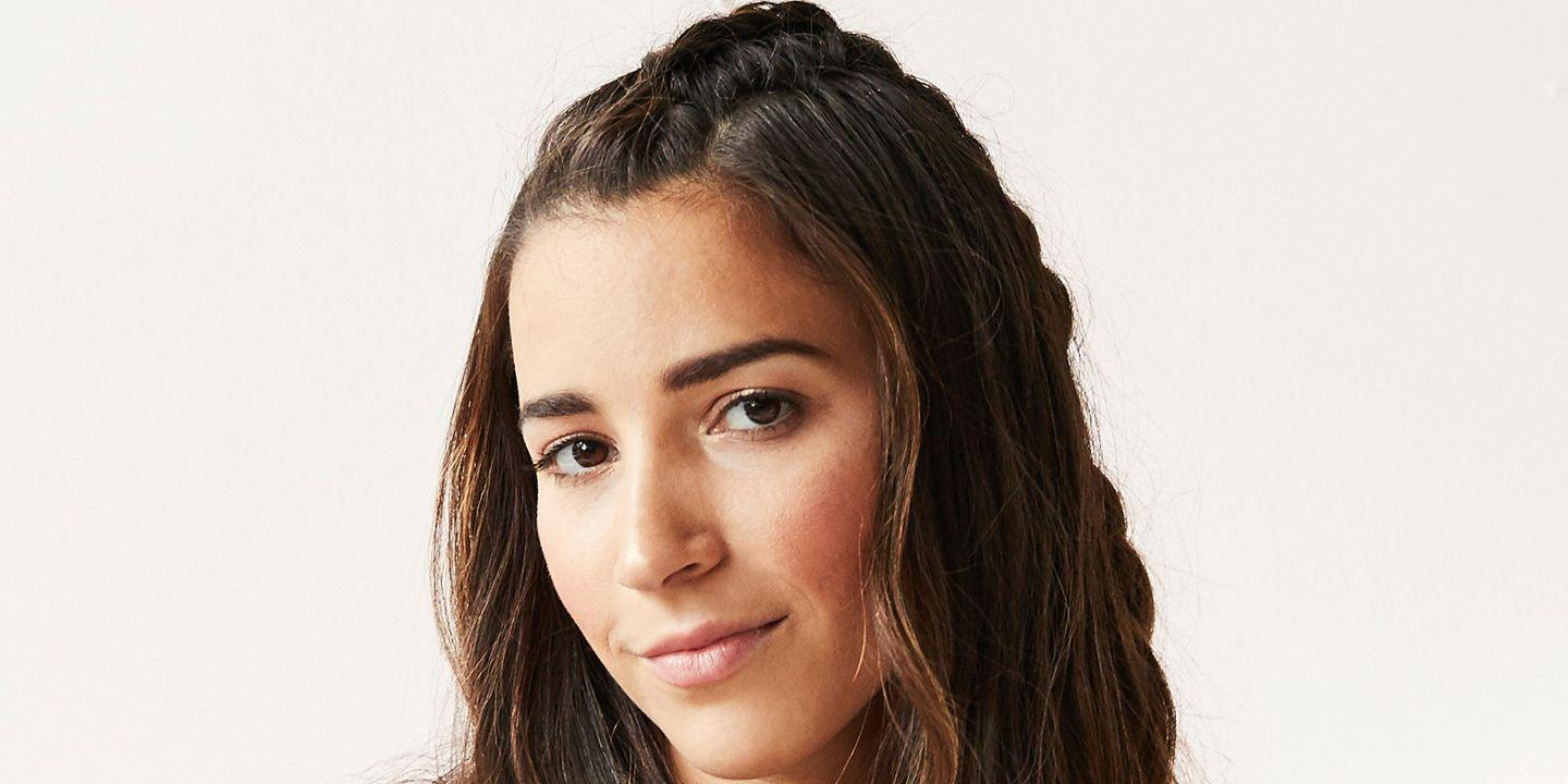 Aly Raisman talks her self care routine and Tokyo 2020