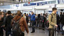 Rising TSA Sickouts, Winter Storm Combine for U.S. Travel Mess