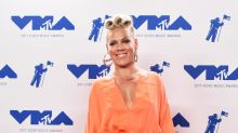 Pink Donates $500,000 to Hurricane Harvey Relief Efforts