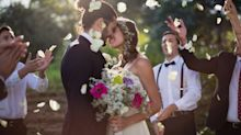 Half of couples getting married feel pressure to have an 'Instaworthy' wedding