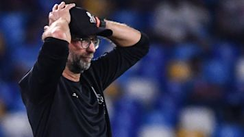 Jurgen Klopp fumes at penalty decision in Liverpool loss