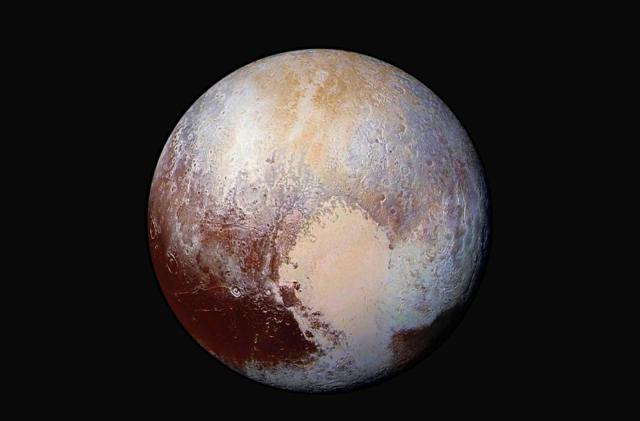 Researchers offer new evidence of a liquid ocean on Pluto