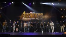 'Avengers: Infinity War' — Blockbuster First Trailer Brings D23 to Its Feet