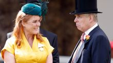 Fergie and Prince Andrew fuel romance rumours as they both arrive in Scotland