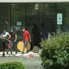 Looters target stores amid unrest following death of George Floyd