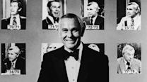 Johnny Carson is America's favorite late night host... sort of