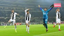 Ronaldo nets penalty as Juventus wins derby at Torino 1-0