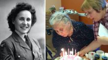 Remarkable 99-year-old who survived the Nazis, plane crash and cancer beats COVID-19