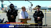 Mayor Filner turns off red light cameras