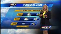 Thursday, June 27th Forecast