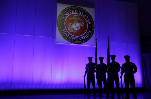 Two Marines punished for online misconduct under new policy
