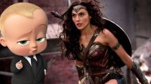 'Boss Baby' got more Oscar love than 'Wonder Woman' — and Twitter is ticked