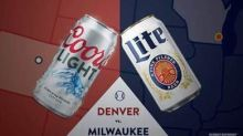 Miller and Coors agree to Brewers-Rockies series wager