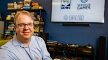 Former EA creative director turned professor brings the future of gaming to UC Santa Cruz
