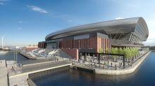 Work begins on Everton's new stadium at Bramley-Moore Dock