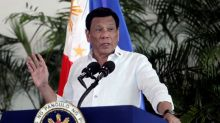 Philippines' Duterte says still undecided on future of U.S. troop deal