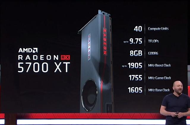AMD tells all about its $449 Radeon RX 5700 XT GPU