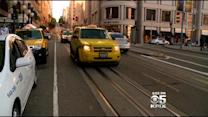 SF Cab Company CEO Says Taxi Industry May Be Ending