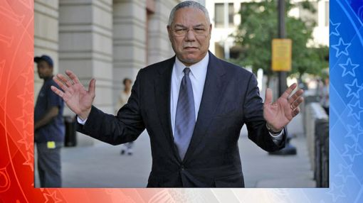 Colin Powell Blasts Hillary Clinton's Team for 'Trying to Pin' Private Email Use on Him